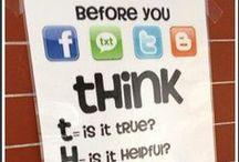 Social Media Infographics / Infografiken rund um facebook, twitter, xing, linkedin, google+ ... / by Susanne Dengg