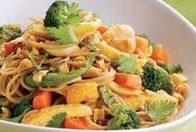 Health & Wellness / Showing you the healthy side of pasta. Retrouvez l'aspect santé des pâtes.