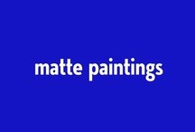 10 matte paintings