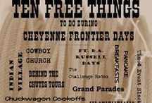 Cheyenne, Wyoming Resources / A quick, easy-to-use guide for all things Cheyenne and our way of life here in the West.