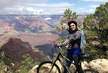 Grand Canyon 3 Ways! / See the Grand Canyon by mule, by helicopter, and by bike - GypsyNester style!