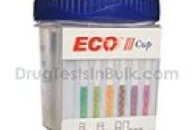 Clearance Items / We have a wide selection of drug testing supplies that you can buy at a reduced rate. We have in stock everything from 12 Panel Eco II Drug Test Cup W/Alcohol to Ten Panel Push Button Integrated Drug Test Cup. Call us today at: 866-465-BULK (2855) to speak with your representative.
