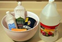Cleaning  / Cleaning tips and recipes / by Lois Graham