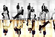 White Collar / by Kim Van Schaik