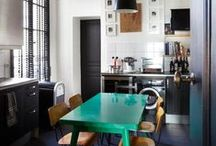 Interior Design Love / My favourite pics from Interior Design. Diseño de Interiores
