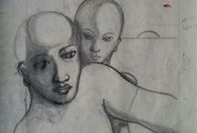 dessins croquis nu noone / Dessin illustration