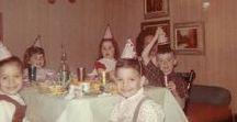 vintage kiddo parties