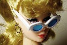 vintage barbie & friends