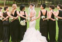 Bridesmaids Dresses