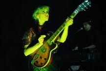 St. Vincent - 17.11.2014 / Più di un concerto: una poesia rock. Il 17 novembre sul palco di AlcatrazMilano St Vincent & The Coves.