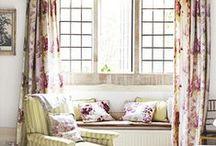 DESIGN: Window Treatments / by Marya Nedbaylo