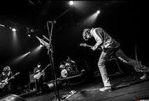 """Thurston Moore - 2.11.2014 / Live @AlcatrazMilano dell'ex chitarrista dei Sonic Youth nel tour """"The Best Day World Tour 2014"""". Sul palco con lui, Debbie Googe, già bassista dei My Bloody Valentine, Steven Shelley alla batteria (Sonic Youth) e James Sedwards dei Nought alla chitarra."""