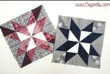 Quilt Blocks / Traditional and Paper Pieced blocks / by Christie