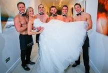 Happy Hens / Lots of fun with Butlers in the Buff!