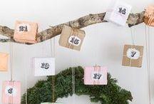 Christmas Decorations / Weihnachtsdeko / Modern christmas decoration and DIY ideas