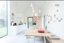Spaces / A collection of insightful interior design inspiration.