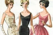 1950s womens sewing patterns