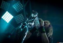 """Korn - The paradigm shift tour 1.02.2015 / Alcuni scatti del tour """"The paradigma shift"""" in Italia e Europa della band simbolo del Nu Metal."""