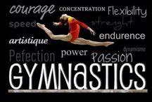 Gymnastics / by Katie O'Connor