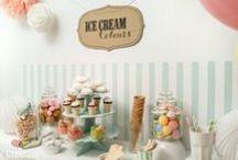 Sweet Tables / Süßigkeiten-Buffets