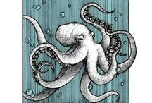 I have a thing for octopuses and tentacles, weirdo