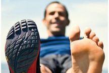 Barefoot and minimalism running