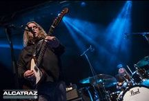 Gov't Mule - 20 years strong tour 20.05.2015 / La storica formazione hard rock made in USA torna sul palco Alcatraz per festeggiare con il pubblico italiano i primi 20 anni di carriera.