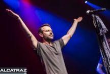 Okean Elzy - 20 years together tour 28.05.2015 / La formazione n. 1 d'Ucraina festeggia i primi 20 anni. Uno spettacolo di puro ROCK sul palco Alcatraz.