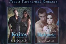 Kairos, An Enmortals Series Novel / Smoking hot reads, Adult Paranormal Romance, Romance,Erotic Romance, Fantasy, Suspense, Shapeshifters, Norse Mythology, Angels and Gods, Deities, Fairies, Wizards and Warlocks, Druids, Parallel Dimensions, Vampires, Lycans