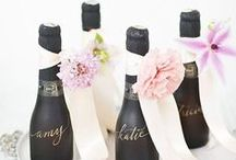 Party Favours / How would you like to thank your guests for coming to your party? Here are some great ideas! #giftideas #favours  #henpartyideas