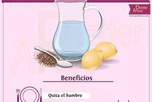 Vida Sana / Alimentación y ejercicios en beneficio de la salud.