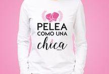 Súmate al rosa: productos solidarios cancer de mama / Productos solidarios cancer de mama