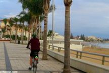Biking Sicily! / Ride along with us as we pedal back in time on (and eat our way through)  the beautiful Mediterranean island of Sicily in Italy!
