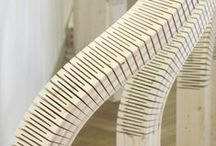 Joint / Elaborated Joints in industrial / furniture / architecture / product design
