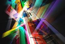 Art & Installations / Material Experiments / Installations