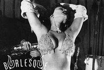 vintage burlesque showgirls nudes