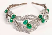 vintage diamonds are a girl's best friend / antique, vintage and vintage inspired jewels