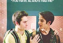 fanfic | just two bros rising kids together / sterek and scott&stiles brotp