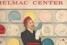 vintage melmac