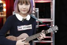 girls | grace vanderwaal / the girl with ukulele