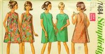 1960s womens sewing patterns