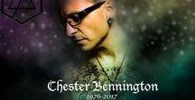 ☸ Chester Bennington ☸ LINKIN PARK ☸ / ✔ R.I.P Chester Bennington ✔ ( du groupe Linkin Park )