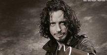 ☸ Chris Cornell ☸ ( groupe Soundgarden ) /  Chris Cornell décéder  à 52  ans    ( 1964 / 2017 )