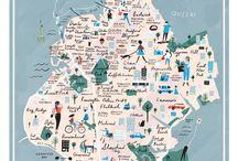 New York Maps