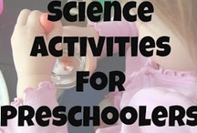 Science Activities / by Chatham Kent Early Learners