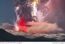 naturaleza sur de chile volcanes