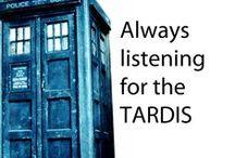 Doctor who / by Arianna Lehmann