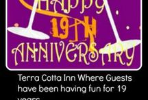 Special Events at Terra Cotta Inn / There is always something fun happening at Terra Cotta Inn which is one of the many reasons why we are the most popular nude sunbathing resort and spa in Palm Springs. Come join us any time of the year and have fun. Give us a call at 1-800-786-6938. Hope to see you soon in sunny Palm Springs. / by Terra Cotta Inn Clothing Optional Resort and Spa