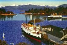 Nanaimo History / Known for being the third oldest city in British Columbia, Nanaimo has TONS of history to explore!