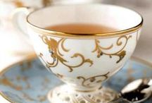 """""""a spot of tea"""" / """"Tea is the elixir of life."""" ~ Eisai (author of Kissa Yojoki How to Stay Healthy by Drinking Tea)  / by Sarah D. Cooper"""